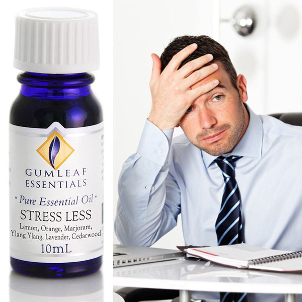 Essential Oil Stress Less
