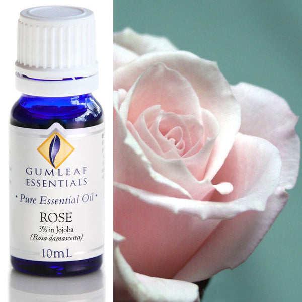 Essential Oil Rose 3% in Jojoba