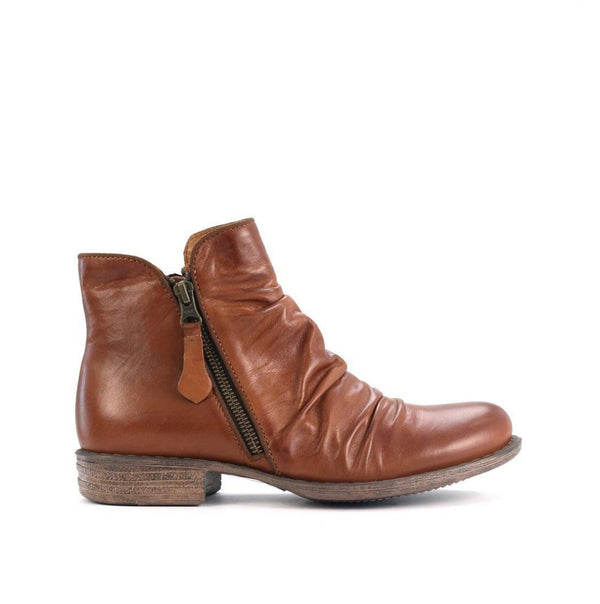 Eos Willet Boots - Brandy