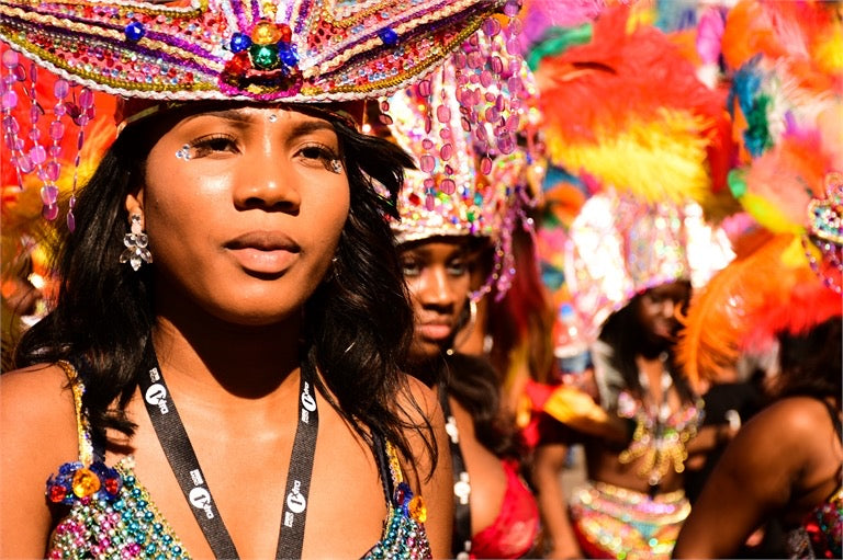 Beauty of Britain regional winner leeds carnival