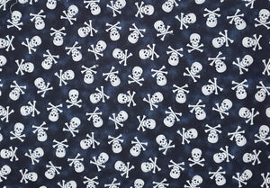 Skulls Nappy Clutch