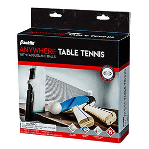 Anywhere Table Tennis - Three Wolves Provisions