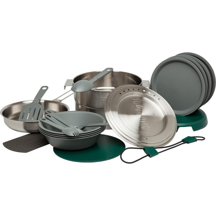Adventure Base 4X Camp Cook Set - Three Wolves Provisions