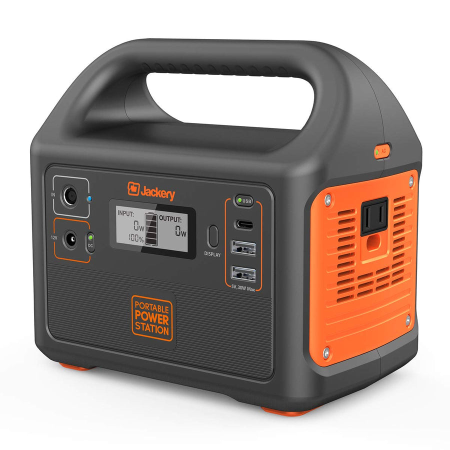 Portable Power Station Explorer 160 - Three Wolves Provisions