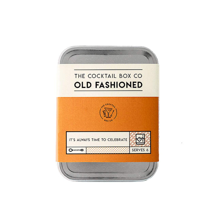 Cocktail Kit - The Old Fashioned - Three Wolves Provisions