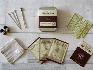 4 Piece Cocktail Kit Set - Three Wolves Provisions