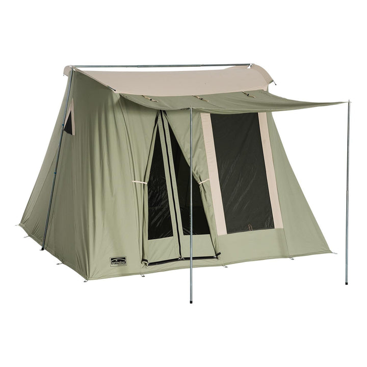 Canvas Tent 6-Person Tent