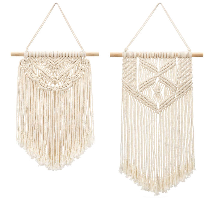 Macrame Wall Hanging - Three Wolves Provisions