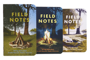 Campfire Special Edition Memo Books - Three Wolves Provisions