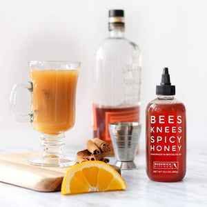 Bees Knees Spicy Honey - Three Wolves Provisions