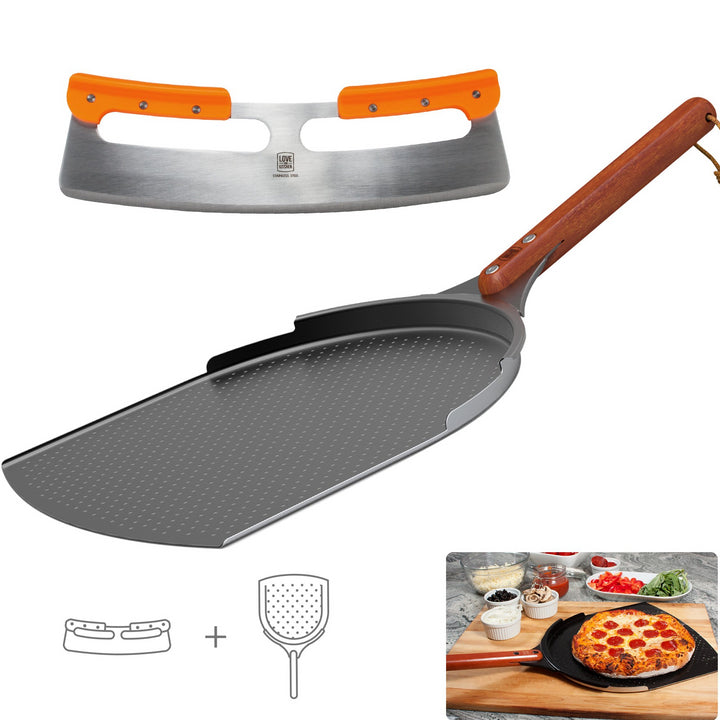 The Ultimate Pizza Making Tools - Three Wolves Provisions