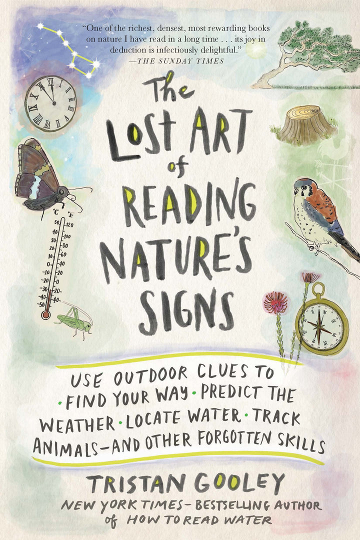 The Lost Art of Reading Nature's Signs - Three Wolves Provisions