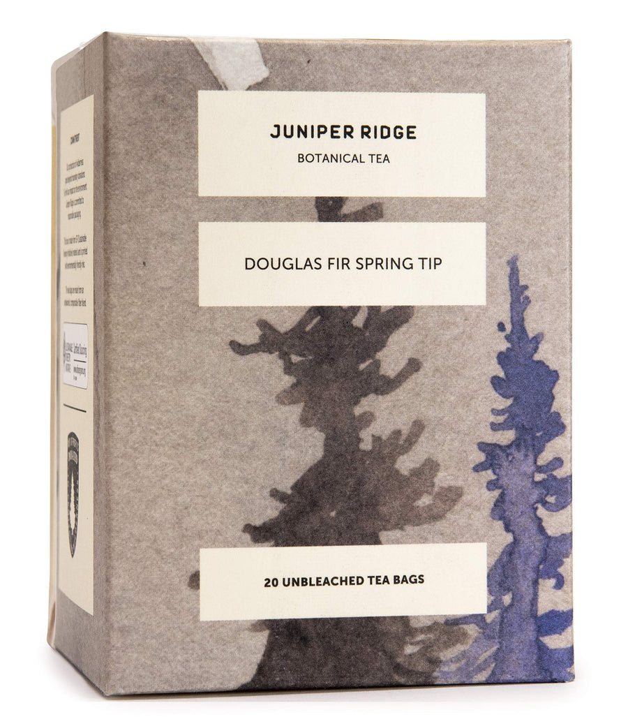 Douglas Fir Spring Tip Tea - Three Wolves Provisions