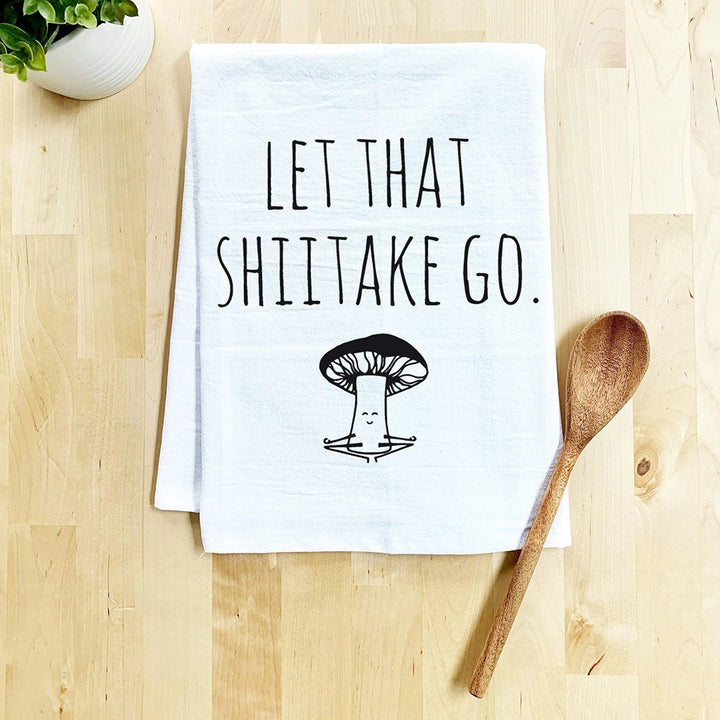 Let That Shiitake Go - Three Wolves Provisions