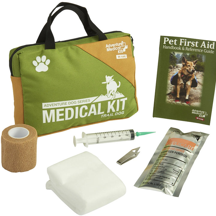 Adventure Dog Series First Aid Kit