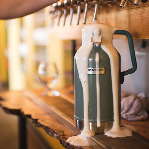 64oz Classic Growler - Three Wolves Provisions