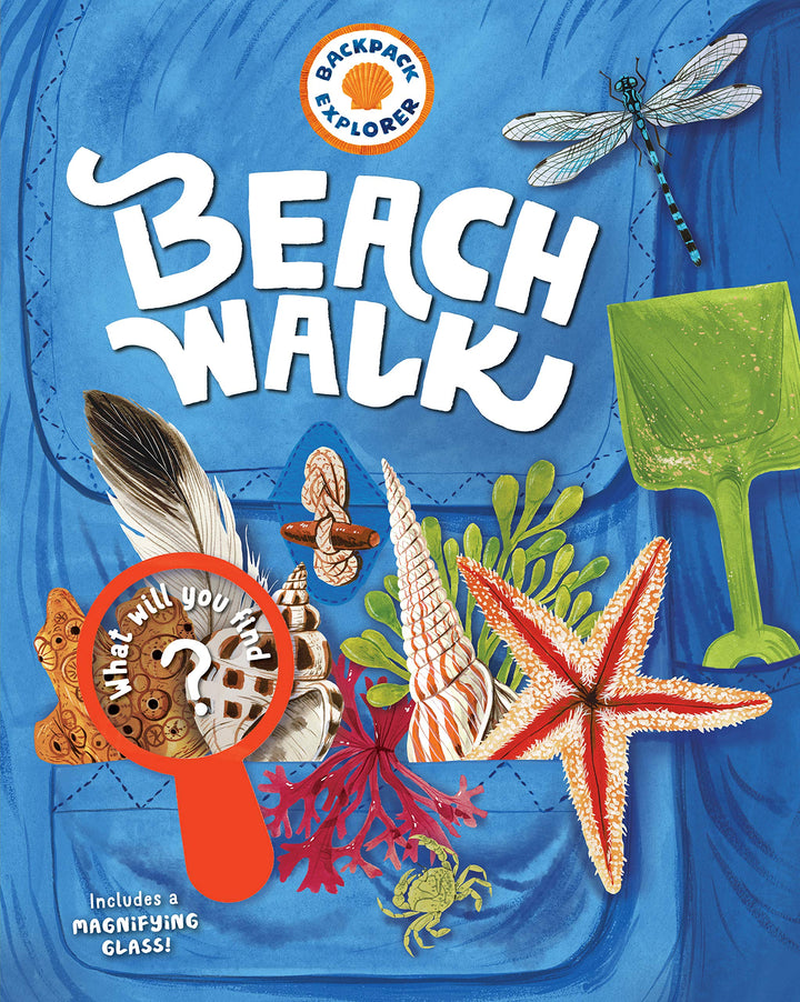 Backpack Explorer: Beach Walk - Three Wolves Provisions