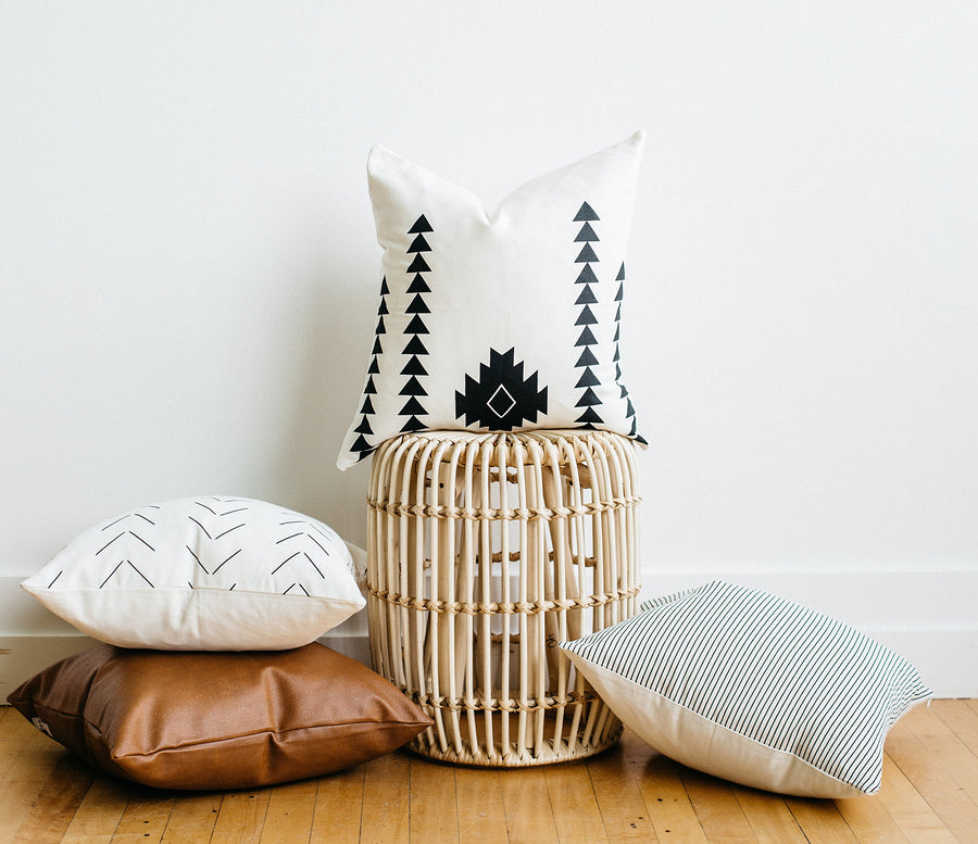 Decorative Throw Pillow Covers - Three Wolves Provisions