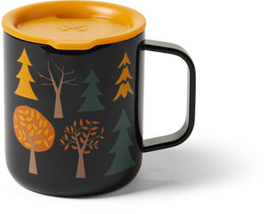 Holiday Camp Mugs - Package of 2 - Three Wolves Provisions