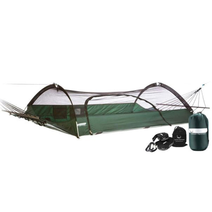 Blue Ridge Camping Hammock and Tent Bundle - Three Wolves Provisions