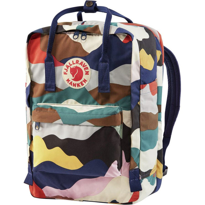 Kanken Art 15in Laptop Backpack - Three Wolves Provisions