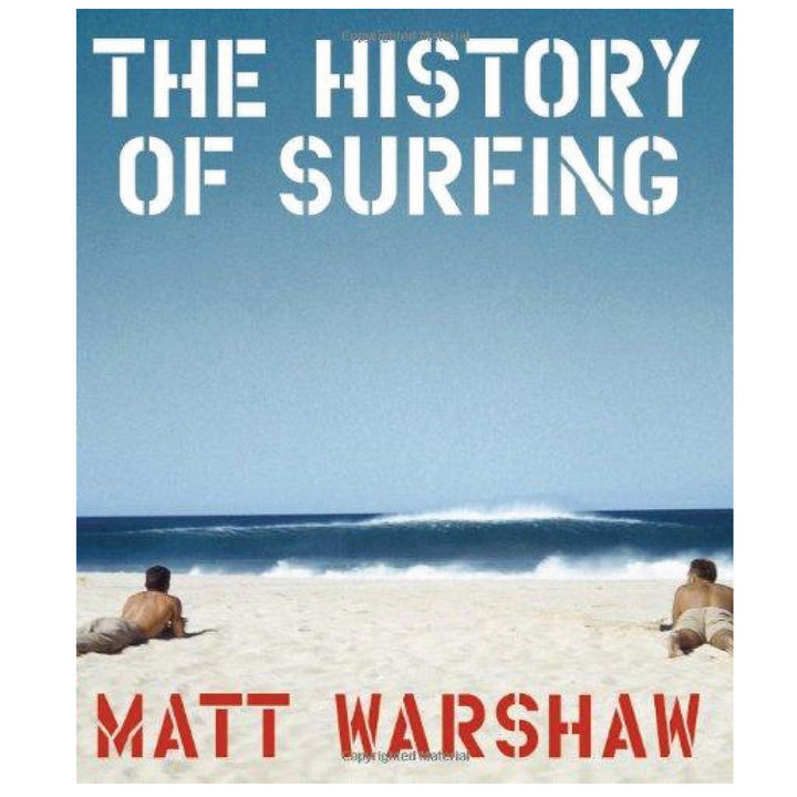 The History of Surfing - Three Wolves Provisions