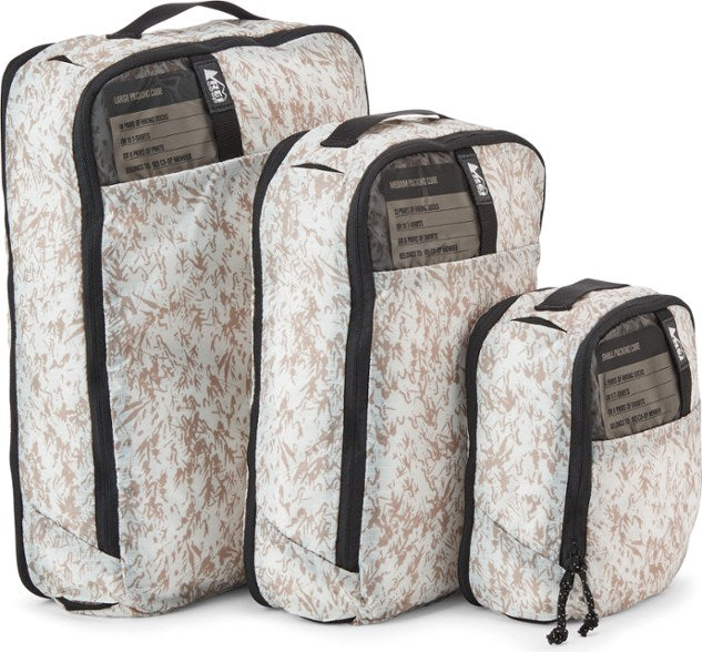 Expandable Packing Cube Set - Three Wolves Provisions