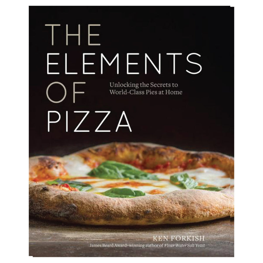 The Elements of Pizza - Three Wolves Provisions