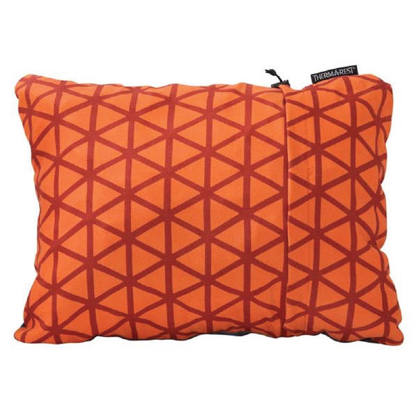 Compressible Travel Pillow