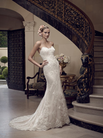 2201 by Casablanca Bridal