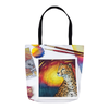 Secret Sunset Tote Bag - Priscilla George Fine Art