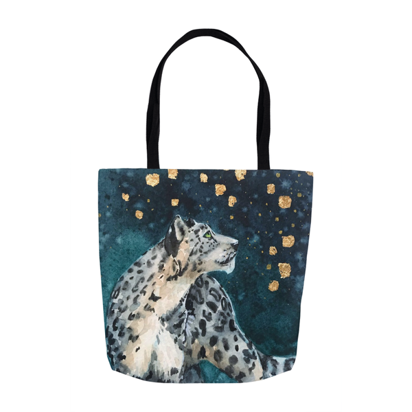 City of Gold Tote Bag - Priscilla George Fine Art