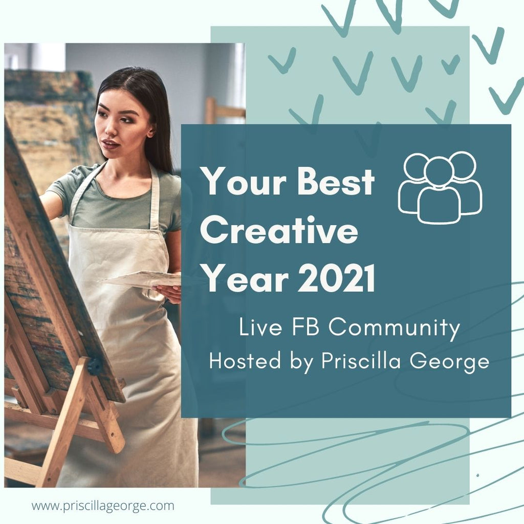 Your Best Creative Year 2021 Live FB Community