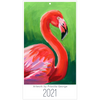 2021 Tropical Bird Calendar