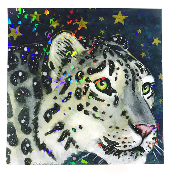 Holographic - Made of Stars - Priscilla George Fine Art