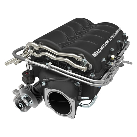Camaro 6th Gen Forced Induction