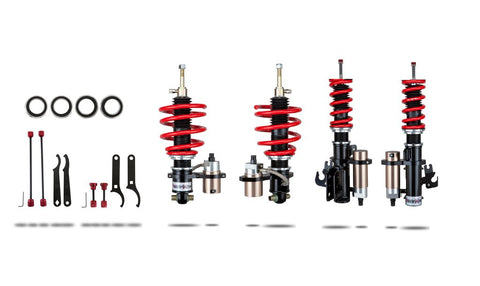 Pedders eXtreme XA Remote Canister Coilover Kit - Chevrolet Camaro 2010-2015 PED-164086