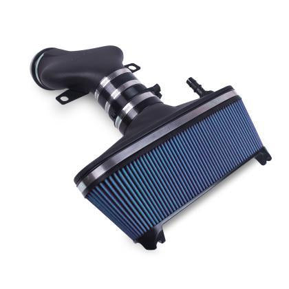 Airaid 01-04 Corvette C5 CAD Intake System w/ Tube (Dry / Blue Media) 253-292