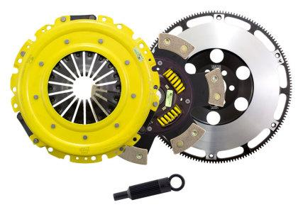 ACT 2014 Chevrolet Corvette/Camaro HD/Race Sprung 6 Pad Clutch Kit GM12-HDG6