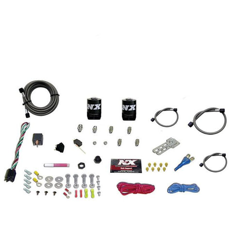 Nitrous Express All GM EFI Single Nozzle Nitrous Kit (35-150HP) w/o Bottle 20920-00