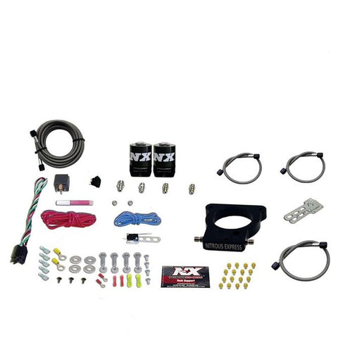 Nitrous Express GM LS 78mm 3-Bolt Nitrous Plate Kit (50-350HP) w/o Bottle 20935-00