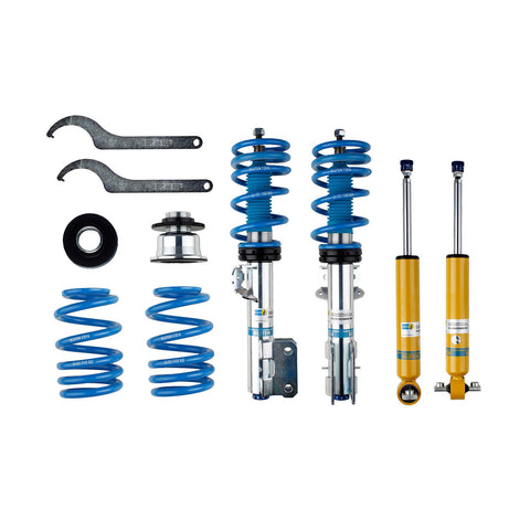 Bilstein B16 15-17 Ford Mustang GT V8 Front and Rear Performance Suspension System 48-253901