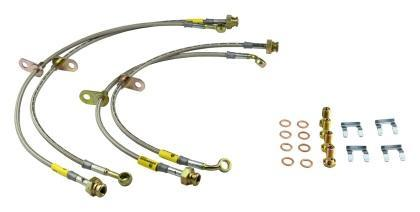 Goodridge 10-15 Camaro SS Brake Lines 12219