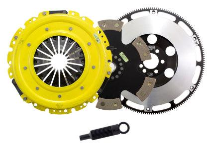 ACT 2010-15 Chevrolet Camaro HD/Race Rigid 6 Pad Clutch Kit GM12-HDR6