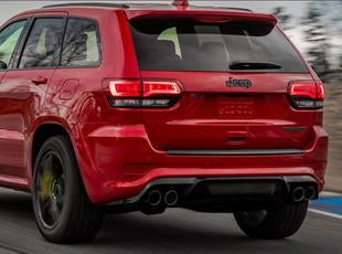 DSS 2018+ WK2 Jeep Grand Cherokee Trackhawk 3.25in Carbon Fiber 1-Piece Rear Driveshaft  CHSH-WK2-5C