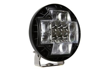 Rigid Industries R-Series LED - R-46 Pro Driving / Hyperspot Combo Lights 633613
