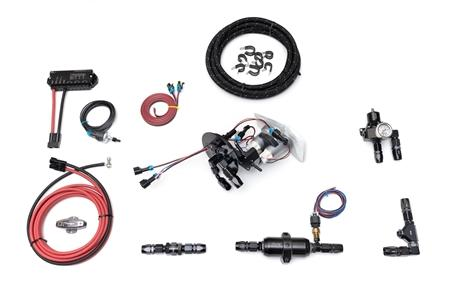 Fore Innovations 6th Gen Camaro Dual Fuel Pump System 84-302