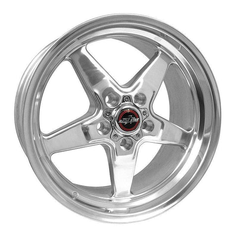Racestar 92 Drag Star Polish 15x7 5x4.75BC 3.50BS 92-570246DP