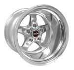 Racestar 92 Drag Star Polish 15x12 5x4.75BC 4.00BS 92-512247DP