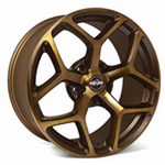 Race Star 95 Recluse 18x5 5x115BC 2.00BS Bronze 95-850445BZ